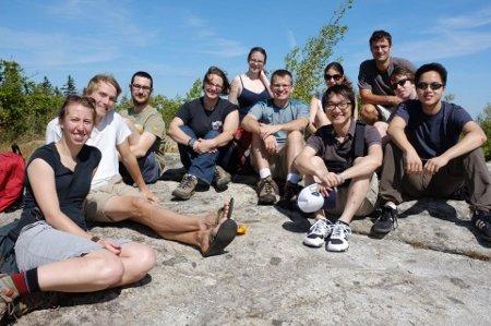 Group Retreat 2012